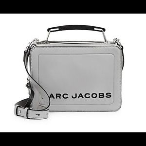 Marc Jacobs Drizzle Grey Crossbody Bag